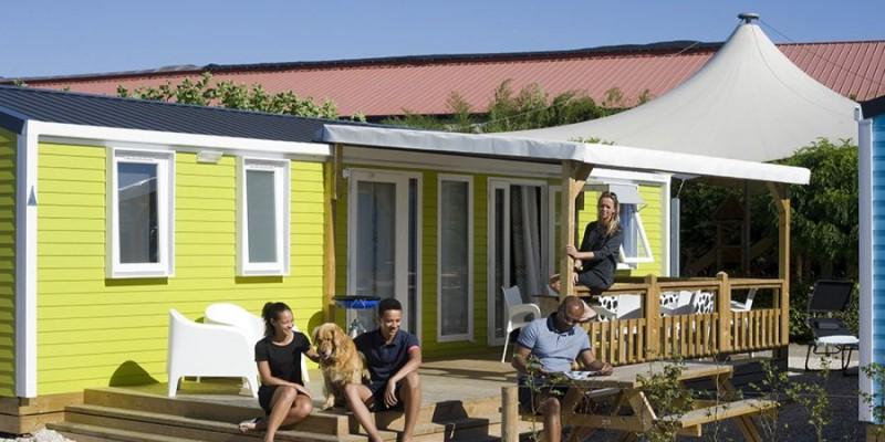 Strandchalet de Luxe (6 personen) - Holland Tulip Parcs